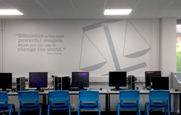 Branded Walls Inspirational Quotes And Business Study